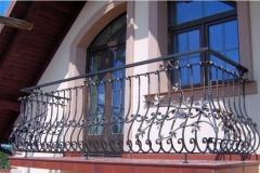 Zábradlie, balkony